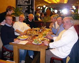 Photo: Assemblée Générale 2009, avec les nouveaux membres : Françoise GARNIER, Jean-François FOUQUE, Michel FRICOTTEAU et Bruno LE COCQ