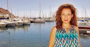 La actriz almeriense Eva Almaya será una de las protagonistas de la gala del audiovisual almeriense.