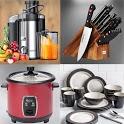 Kitchen Appliances Online Shopping icon