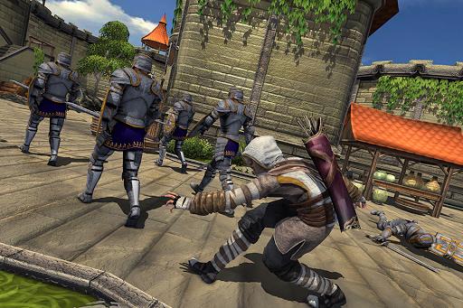 Superhero Ninja Archery Assassin Kungfu Arashi 1.6 screenshots 3