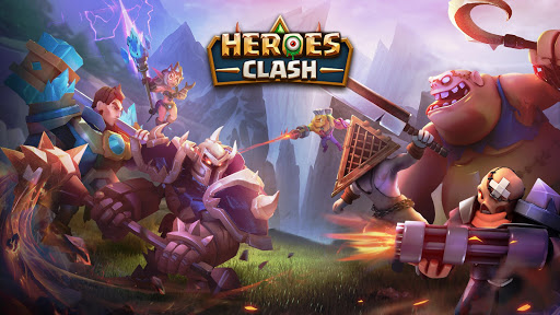 Heroes Clash - Zombies War 1.0.0 screenshots hack proof 1