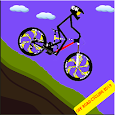 Off-road Bicycle Rider