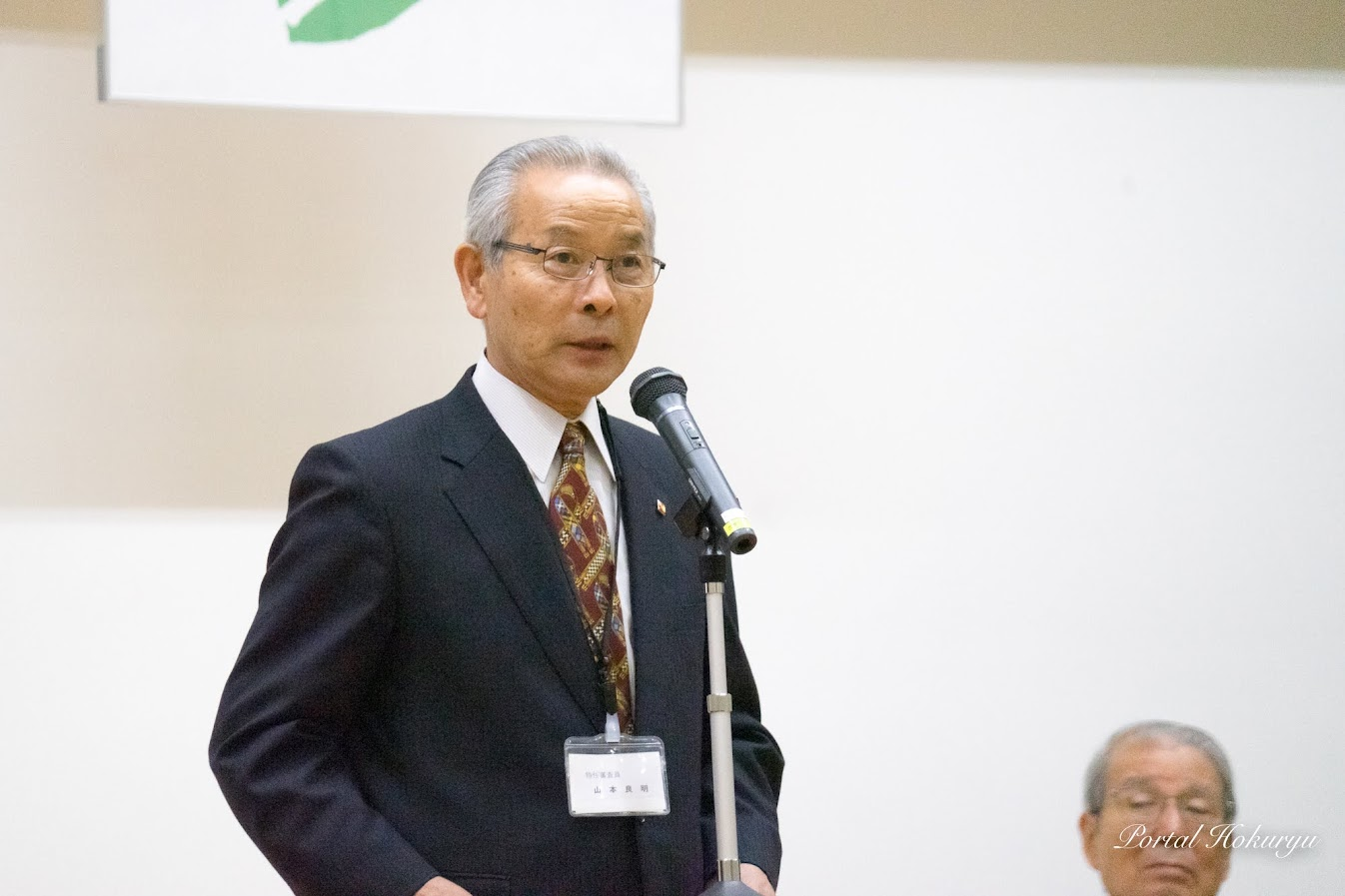 一般社団法人全麺協北海道支部・山本良明 支部長