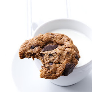 Muscovado Chocolate Chip Cookies.