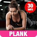 Plank Workout - 30 Day Challenge for Weight Loss icon