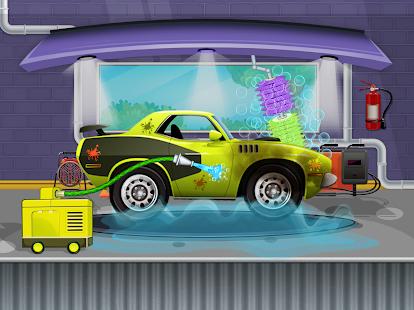 App Kids Car Wash Service Auto Workshop Garage APK for Windows Phone