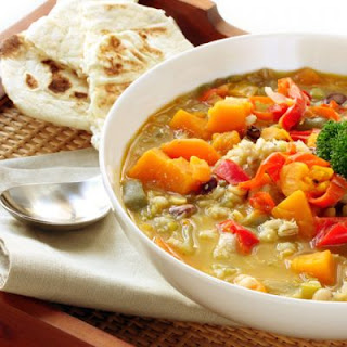Soothing Vegetable Bean Soup