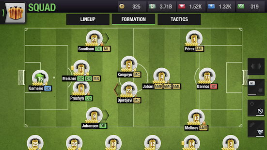 Game Top Eleven 2019 - Be a Soccer Manager APK for Windows Phone