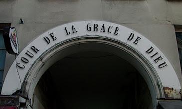 Photo: Rue du faubourg du Temple