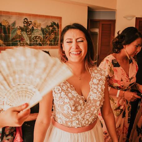Fotógrafo de bodas David Paso (davidpaso). Foto del 28.10.2017