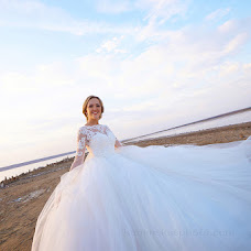 Wedding photographer Tatyana Kaminskas (Tett). Photo of 28.02.2018