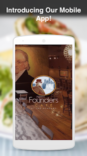 Founders Cafe - náhled
