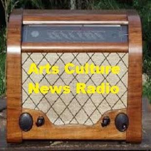 Arts Culture News Radio - náhled