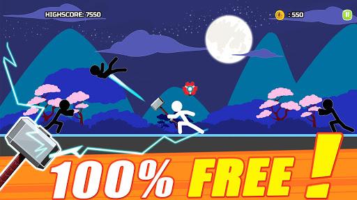 Stickman Fighter Epic Battle 2