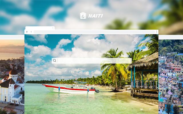 Haiti HD Wallpapers New Tab