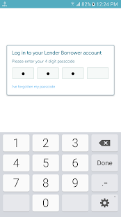Lender Borrower- screenshot thumbnail
