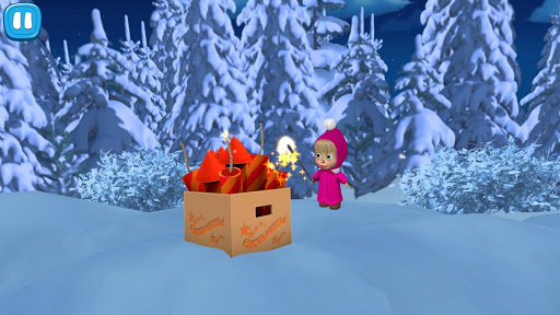 Masha and The Bear: Xmas shopping 1.0.4 screenshots 7