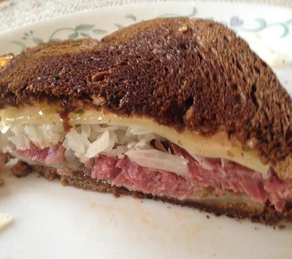 Best Reuben Sandwich Recipe