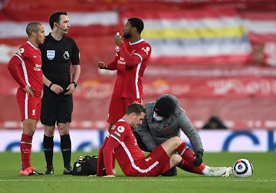 Encore un gros coup dur pour Liverpool