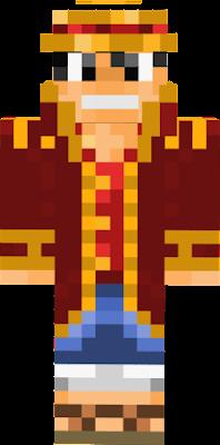 luffy nova skin