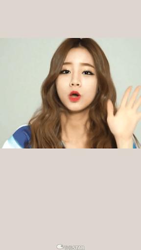 GirlsDay Hyeri ライブ•壁紙 4