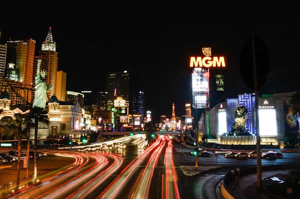 Las Vegas lights di LoriBuompi