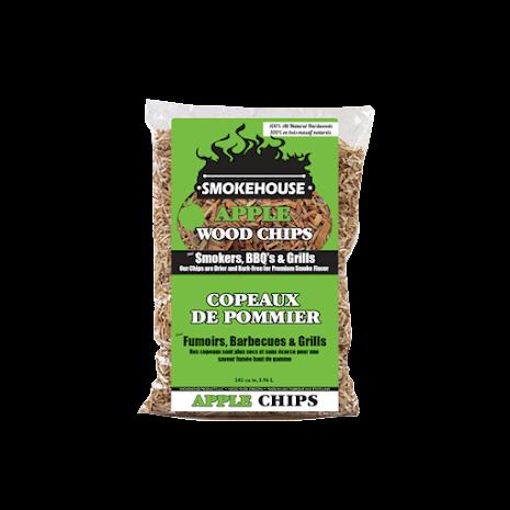Smoke House Äpple Wood Chips