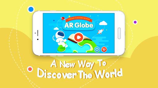 Capturas de pantalla de AR Globe by Vivabro 1