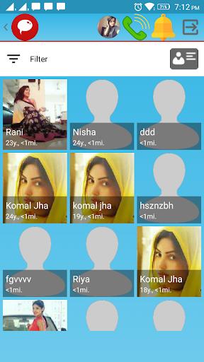 Indian Girls Live Chat 7.4 screenshots 5