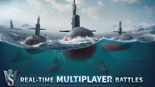 WORLD of SUBMARINES: Navy Shooter 3D Wargame mod apk download for android 4
