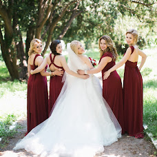 Wedding photographer Yuliya Volkova (JuliaElentari). Photo of 27.05.2016