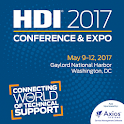 HDI 2017 Conference & Expo