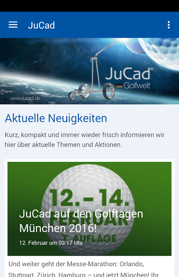 JuCad- screenshot