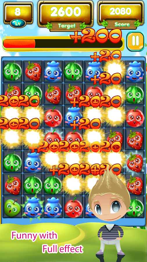 Fruit Link Blast- screenshot