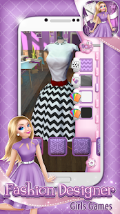 Fashion Designer Girls Games- screenshot thumbnail