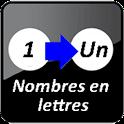Nombres en lettres icon