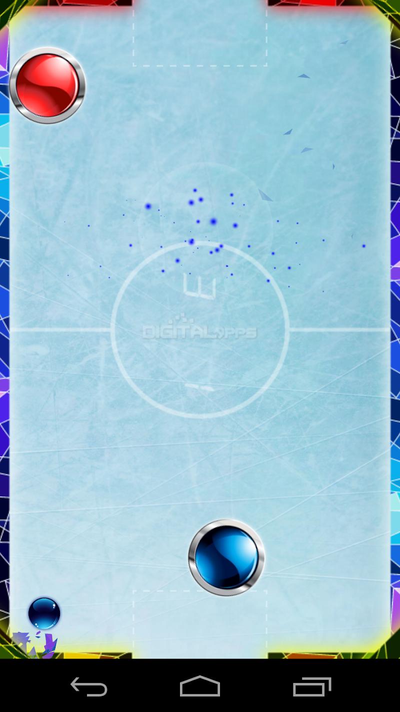 Скриншот Air Hockey Pro Sci-fi
