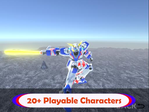 Ultra Hero Fusion : Superhero Ultra Man Battle 1.0.1 screenshots 11