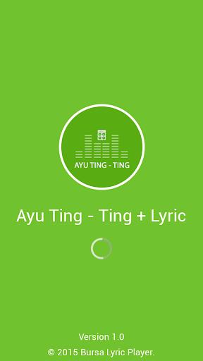Lagu Ayu Ting - Ting And lyric