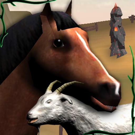 Horse Simulator: Goat Quest 3D - Animals Simulator