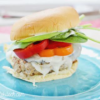Spicy Jalapeño Jack Turkey Burger