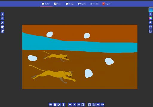 Toon 2D - Make 2D Animation  screenshots 2