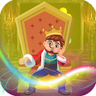 Best Escape Game 482 Lazy Prince Rescue Game icon