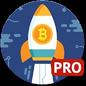 Crypto Rocket PRO - Cryptocurrency Prices & News