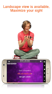 Magicsing : Smart Karaoke for everyone- screenshot thumbnail