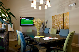 Photo: Executive Conference Room