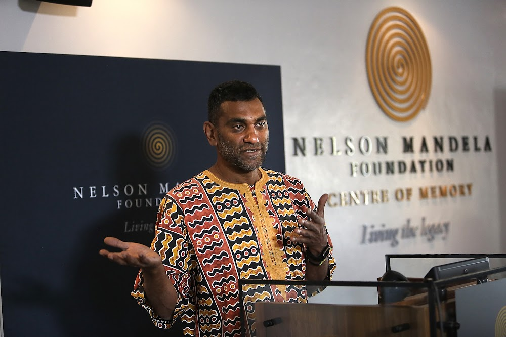 SA-born activist Kumi Naidoo quits as secretary-general of Amnesty International due to health concerns - SowetanLIVE