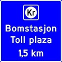 Norway Road Tolls icon