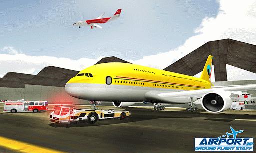 模擬必備免費app推薦|機場地面飛行工作人員3D線上免付費app下載|3C達人阿輝的APP