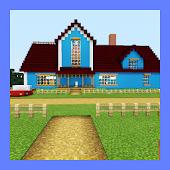 Tải Hello Neighbour New House. Bản đồ cho MCPE APK